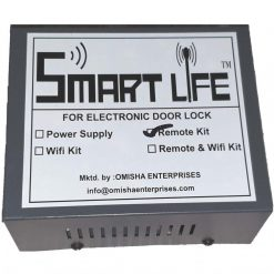 Power Supply to Operate Electronic Door Lock by Switch from Any Floor